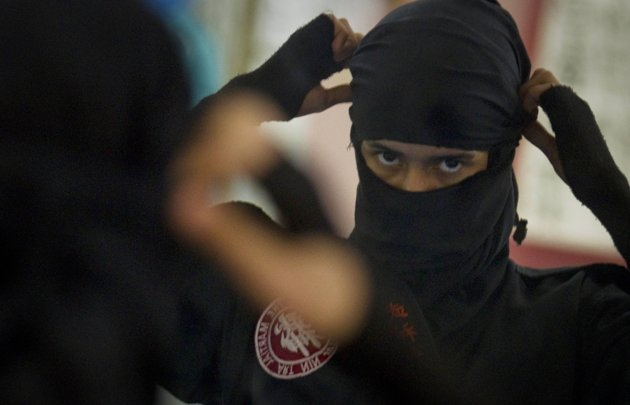 Himpunan Ninja Wanita Seluruh Dunia di Jepun