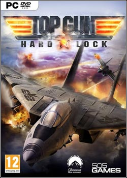 Modelo Capa Download   Top Gun: Hard Lock RELOADED   PC (2012)