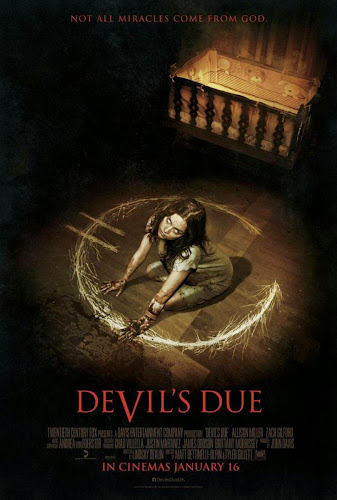 Devil's Due (BRRip HD Español Latino) (2014)