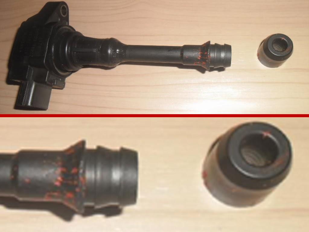 diy : tambal ignition coil grand livina yang bocor {kedensa}