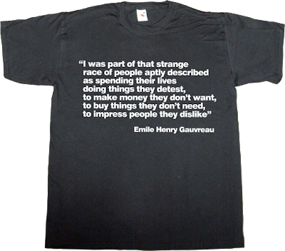 brilliant sentence t-shirt ephemeral-t-shirts