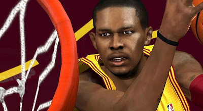 NBA 2K13 C.J. Miles Cyberface Patch