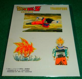 Transfers Dragon Ball Z