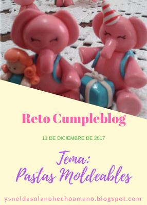Reto Cumpleblog de Ysneselda. Apresentação dia 11/12/17