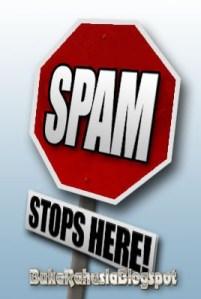 Cara Menghadapi Komentar Spam Blog.