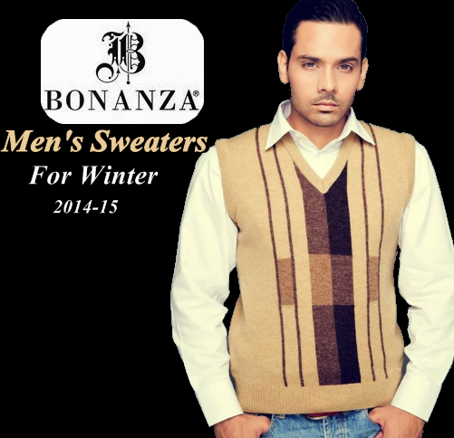 Bonanza Sweaters 2014-15 for Men