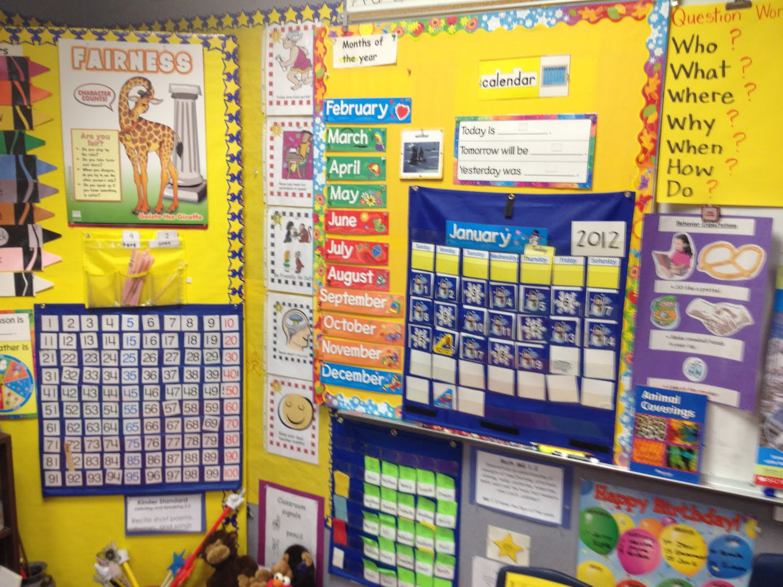 Classroom Design To Promote Literacy ~ Kindergarten cowgirl cookies and classrooms