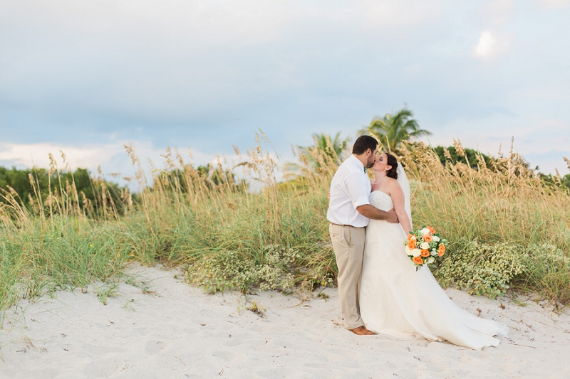 up themed beach wedding