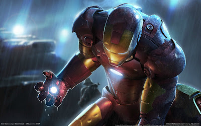 Wallpaper HD 00013 iron man