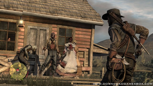 Red dead redemption game of the year edition region freeiso red dead redemption comes packed with additional bonus content including the add on packs undead nightmare legends and killers liars and cheats pack publicscrutiny Images