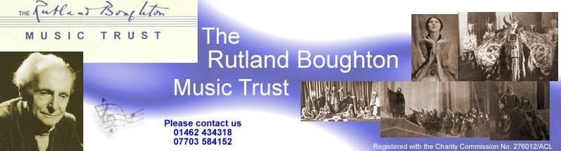 The Rutland Boughton Music Trust