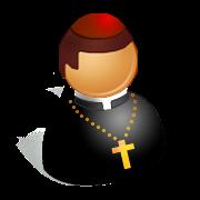 パワポマン(牧師さん/神父/牧師/プリースト/エクソシスト)