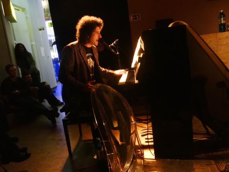 31.01.2014 Dortmund - Schauspielhaus: Paul Wallfisch