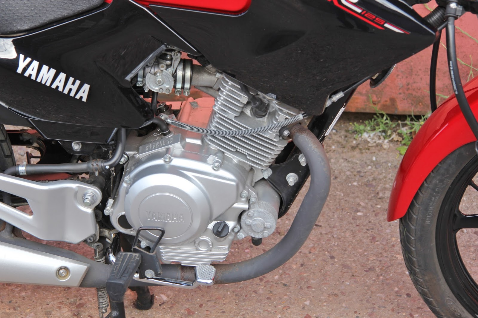Yamaha YBR 125 Owner Blog
