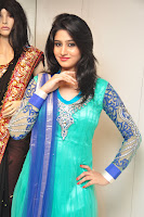 Shamili in Beautiful Churidar at CMR Aashadam collection launch event