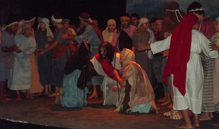 FUNDARPE prestigia Paixão de Cristo de Limoeiro
