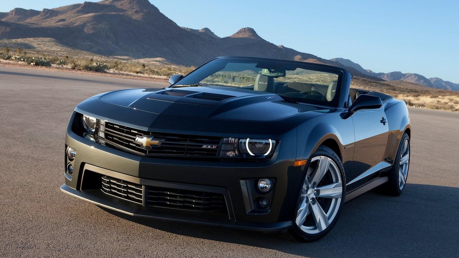 Chevrolet Camaro ZL1 Convertible | AUTO REVIEW