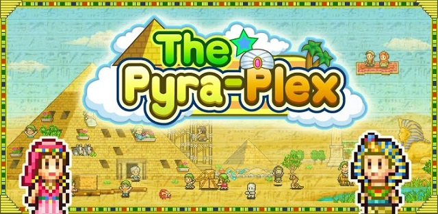 The Pyraplex Android