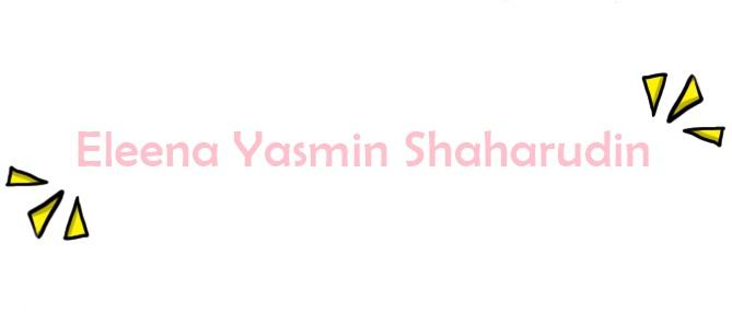 Eleena Yasmin Shaharudin