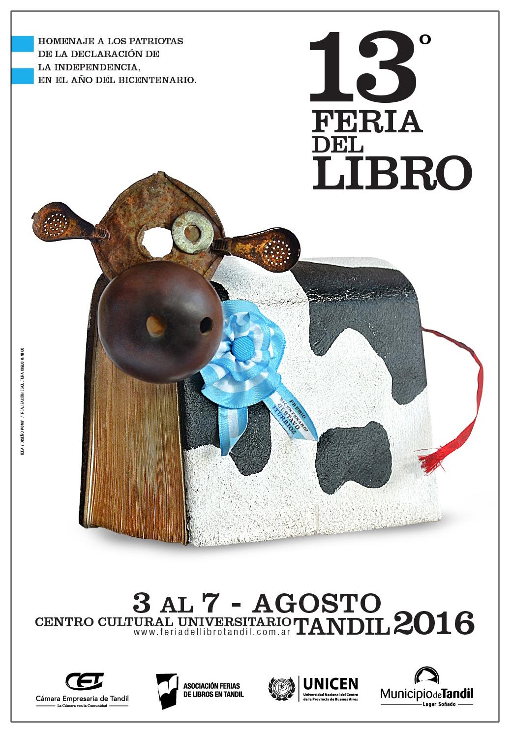 Feria del Libro Tandil 2016