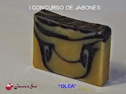 Ganador del I Concurso de Jabón Cosmético Artesano