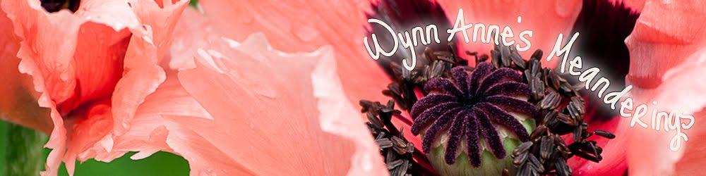 Wynn Anne's Meanderings