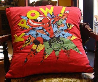 KPOW! Pillow