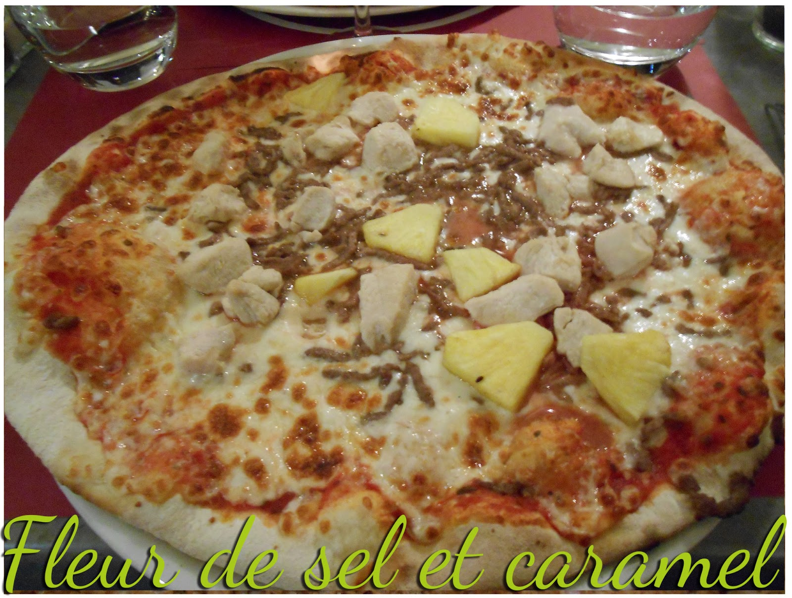 Pizza La Louisiane - Le 58