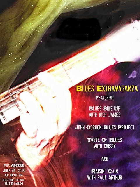 Blues Extravaganza