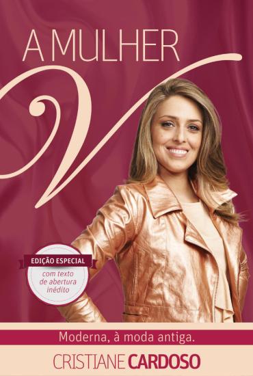 Capa do livro A Mulher V