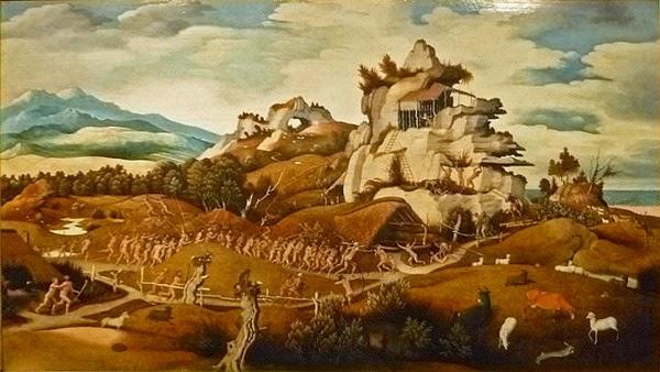 ekspedisi Amerika, kota emas cibola