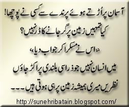 urdu achi batein , aqwal-e-zareen in urdu , danayi ki batain