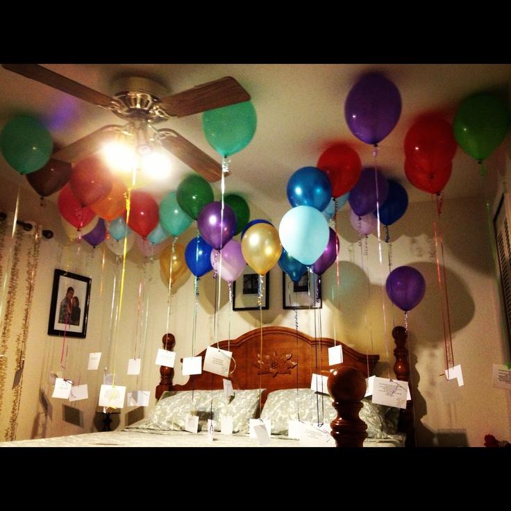 Ctmah Rahim: Birthday Surprise Untuk En Suami