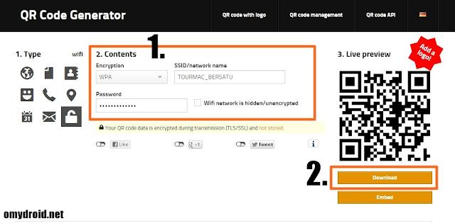 Cara Berkongsi Wifi Tanpa Memberi Password