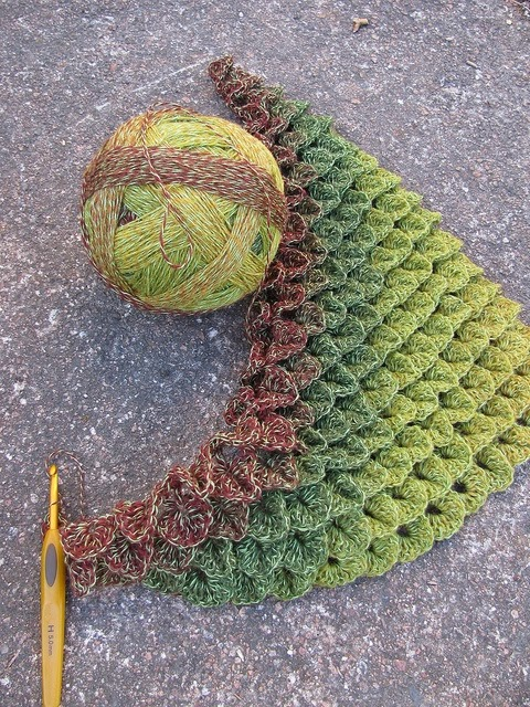 Crochet Stitches Crocodile : ... Crochet Patterns: Free Crochet Patterns: Interesting Crochet Stitches