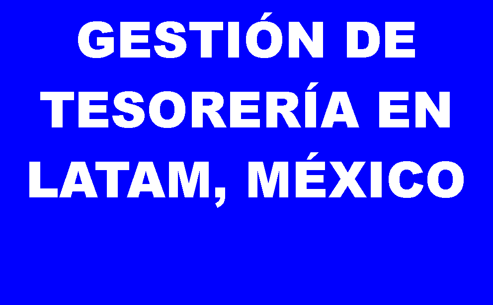 GESTIÓN DE TESORERÍA MUNICIPAL, LATAM, MÉXICO