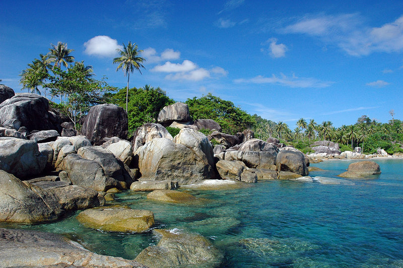 Pemandangan indah di indonesia atau foto pemandangan indah di