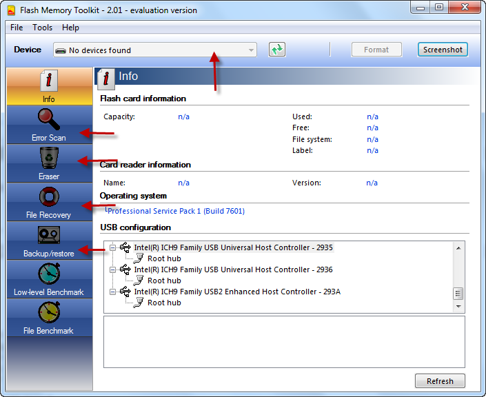 Memory Toolkit Download Free Recovery Software Deleted Recover Png