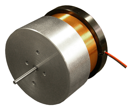 Moticont Linear Voice Coil Motors With Internal Bearing