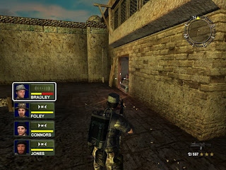 Screenshot Game Conflic Desert Strom 2