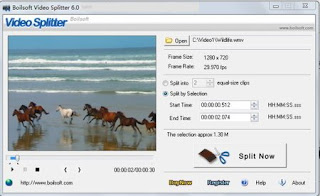 Boilsoft Video Splitter 6.34.12 Incl Serial Key
