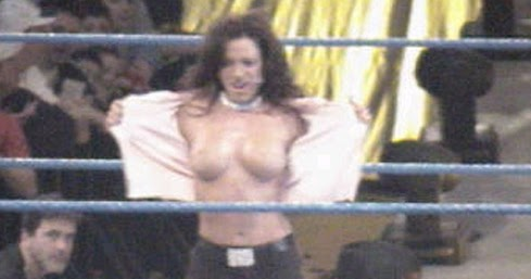 Wrestler dawn marie nude sorry