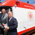 Novas ambulâncias reforçam Samu 192 no interior baiano