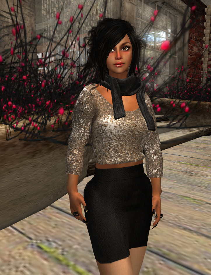 The SL Fashionista: we go for glitter and glam in the New Year