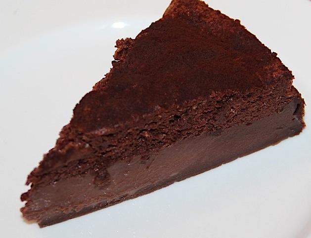 Gateau magique chocolat facile