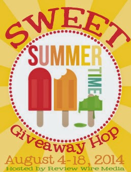 Sweet Summertime Giveaway Hop, Ends 8/18.