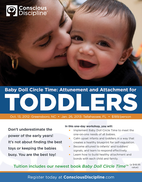 healthy attachment in toddlers and infants