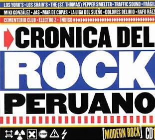 CRÓNICA DEL ROCK PERUANO
