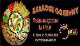 Karaokê Gourmet-Dauto Mizutani SP