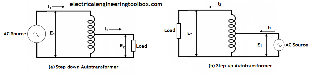 What are Autotransformers? ~ Learning Electrical Engineering